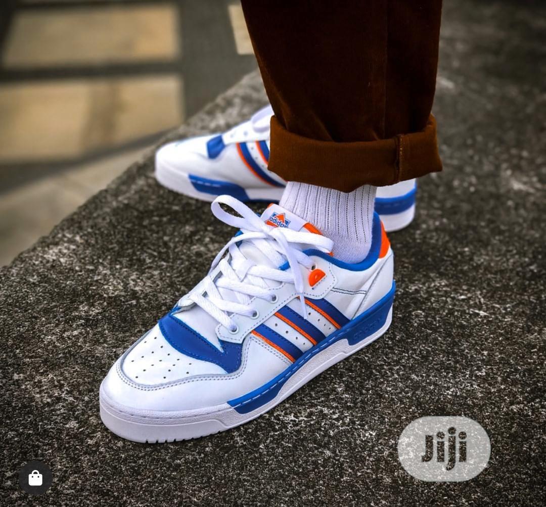 Adidas Original Rivalry Low Ny Knicks