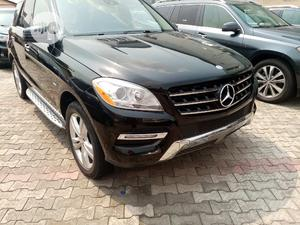 Mercedes-Benz M Class 2013 Black   Cars for sale in Lagos State, Apapa