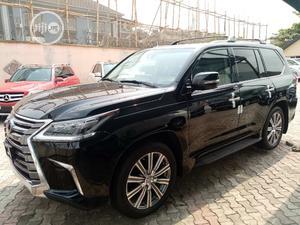 Lexus LX 2017 Black | Cars for sale in Lagos State, Apapa