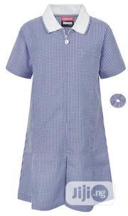 A-Line Gingham Dress   Children's Clothing for sale in Abuja (FCT) State, Utako