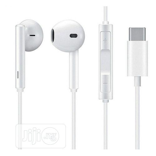 Samsung/Huawei Type C Port Earpiece. Also for iPhone 7 Blutoth Version   Accessories for Mobile Phones & Tablets for sale in Alimosho, Lagos State, Nigeria