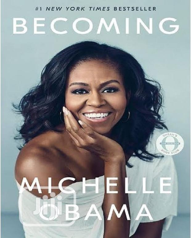 Becoming Hard Cover By Michelle Obama
