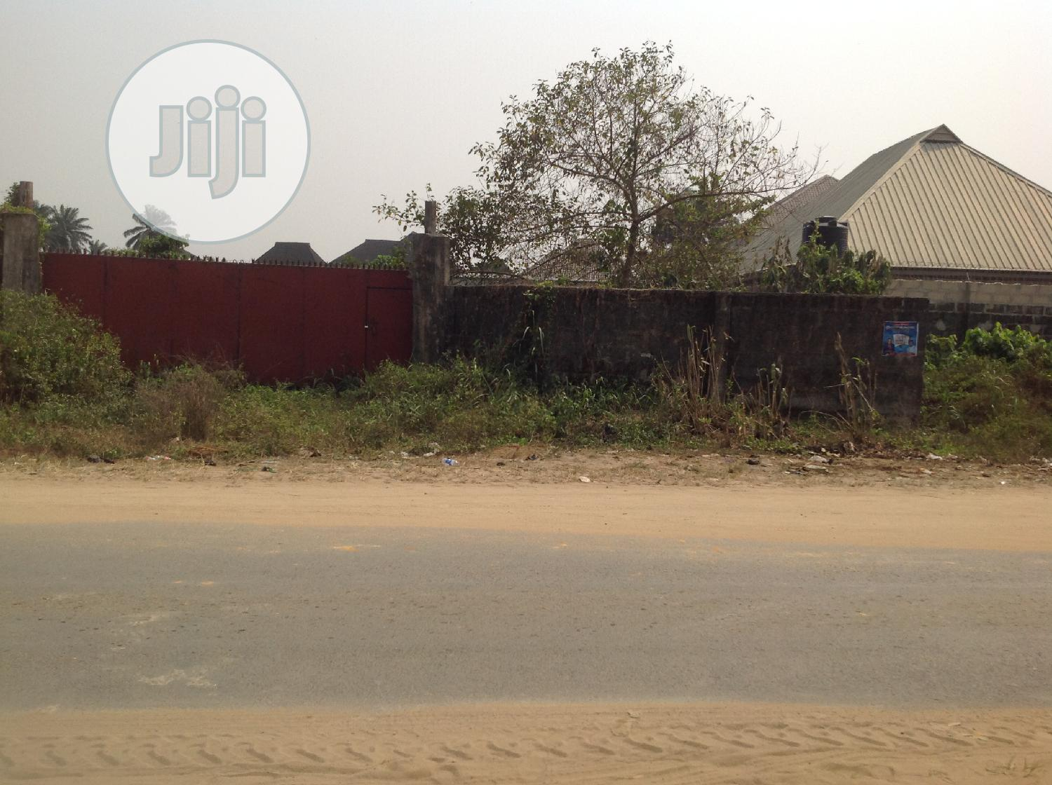 To Lease: 3 Plots @ Boskel, Industrial Area , Port Harcourt