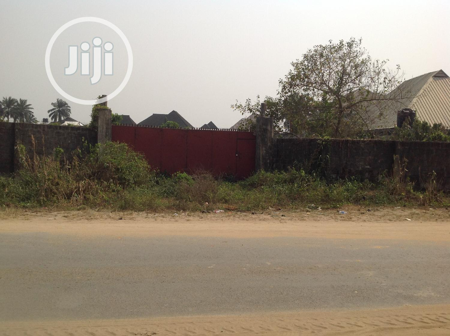 To Lease: 3 Plots @ Boskel, Industrial Area , Port Harcourt | Land & Plots for Rent for sale in Obio-Akpor, Rivers State, Nigeria