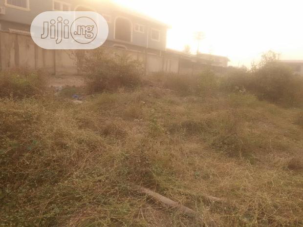 A Plot At Of Land At Johnson Awe Oluyole Estate Ibadan