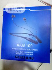 AKG 100 Wireless Headset | Headphones for sale in Lagos State, Ikeja