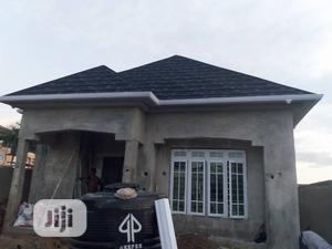 Aluminum Work And Frameless Glass Water Connection Roofing | Building & Trades Services for sale in Lagos State, Ikoyi