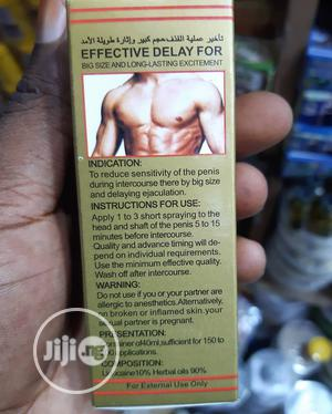 Delay Spray For Men | Sexual Wellness for sale in Lagos State, Isolo