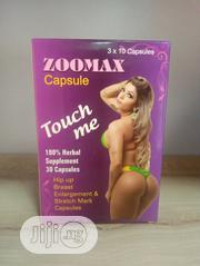 Zoomax Capsule For Hips, Buttocks And Breast Enlargement - 30 Capsules | Sexual Wellness for sale in Abuja (FCT) State, Wuse 2