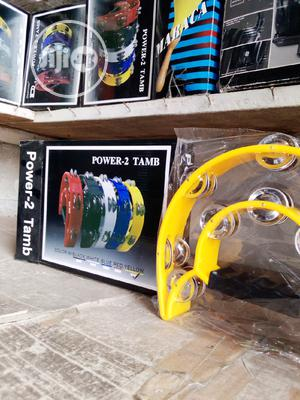 Quality Power 2 Tambourine   Musical Instruments & Gear for sale in Lagos State, Ojo