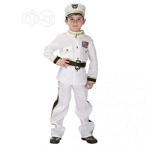 Kids Pilot,Police,Doctor,Navy, Lawyer Surgeon Career Costume