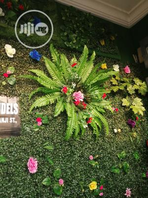 Design Your School Walls With Artificial Wall Plants | Garden for sale in Lagos State, Ikeja