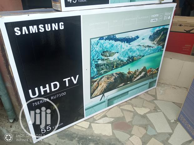 "New Samsung 55"" Smart 4k UHD TV Super Flat Internet Tv 55inchs"