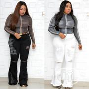 Body Hug N Palaso Jean Available in Different Sizes | Clothing for sale in Lagos State
