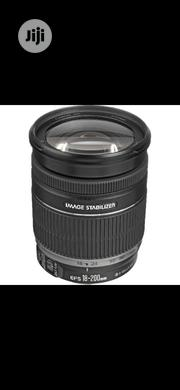 Canon EF-S 18-200mm F/3.5-5.6 IS Lens | Accessories & Supplies for Electronics for sale in Lagos State, Ikeja