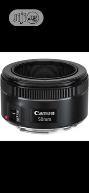 Canon EF 50mm F/1.8 STM Lens | Accessories & Supplies for Electronics for sale in Lagos State, Ikeja