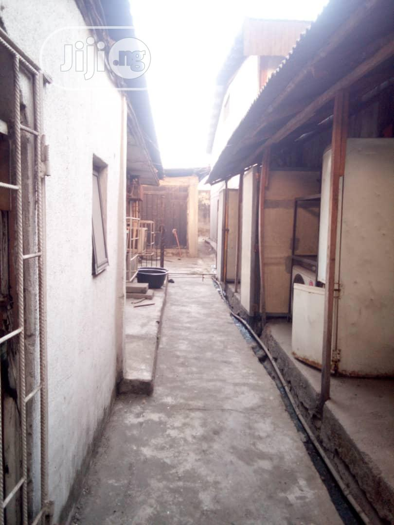 2 Bay Warehouse With Office Spaces Along Oshodi Apapa Express For Sale