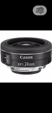 Canon EF-S 24mm F/2.8 STM Lens | Accessories & Supplies for Electronics for sale in Lagos State, Ikeja