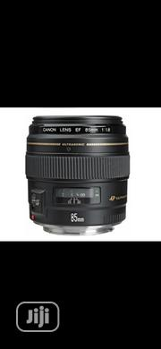 Canon EF 85mm F/1.8 USM Lens | Accessories & Supplies for Electronics for sale in Lagos State, Ikeja