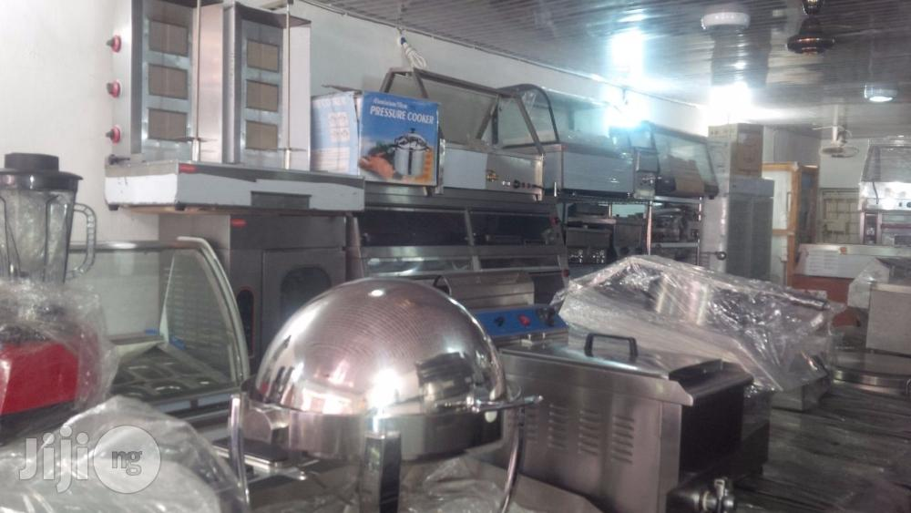 Automatic Ice Cube Maker Machine | Restaurant & Catering Equipment for sale in Port-Harcourt, Rivers State, Nigeria