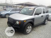 Honda Element 2006 Silver | Cars for sale in Lagos State, Lekki Phase 2