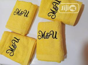 Branded Neck Towels/Moq -100pcs   Home Accessories for sale in Lagos State, Surulere
