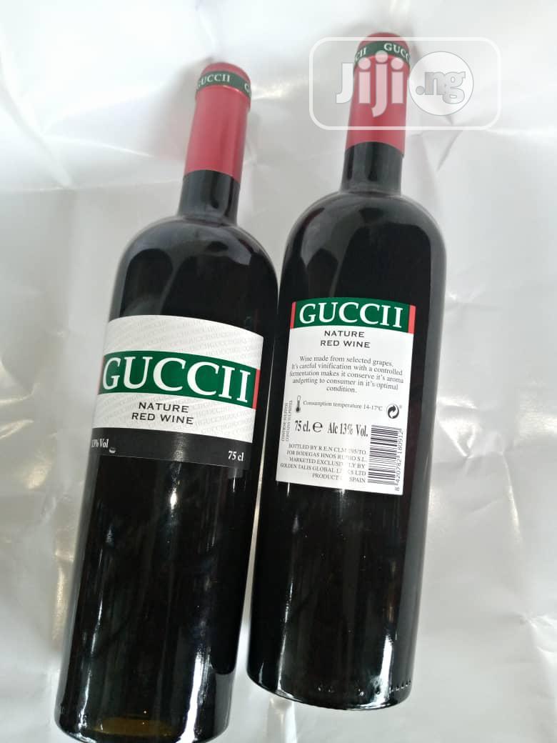 Gucci Nature Red Wine