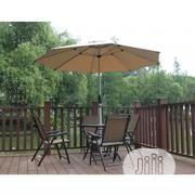 Outdoors Table And Chairs With Canopy | Garden for sale in Lagos State, Ojo
