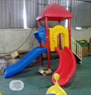 Playground House With Spiral Slide   Toys for sale in Lagos State, Ikeja