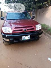 Toyota 4-Runner 2004 SR5 4x4 Red | Cars for sale in Delta State, Oshimili South