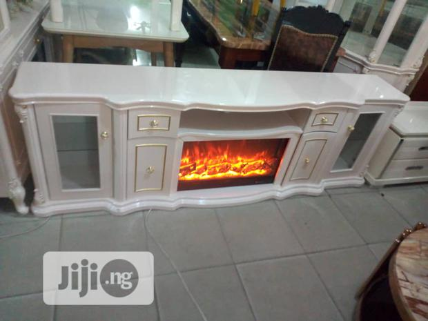 Imported Quality Marble Top Fire Place