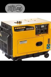 10kva Firman DIESEL Soundproof Generator 100%Coppa | Electrical Equipment for sale in Lagos State, Lekki Phase 1