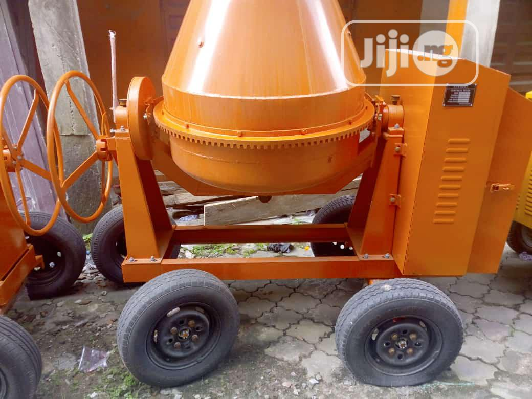Quality Concrete Mixer 500litres