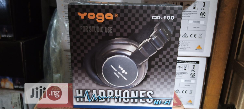 Yoga CD100 Studio Headphone