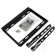 Flat LCD LED TV Wall Bracket Mount Holder Rack | Accessories & Supplies for Electronics for sale in Lagos State, Lagos Island