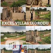 Land In Excel Villa Estate Ikorodu Lagos Mainland Nigeria For Sale | Land & Plots For Sale for sale in Lagos State, Ikorodu