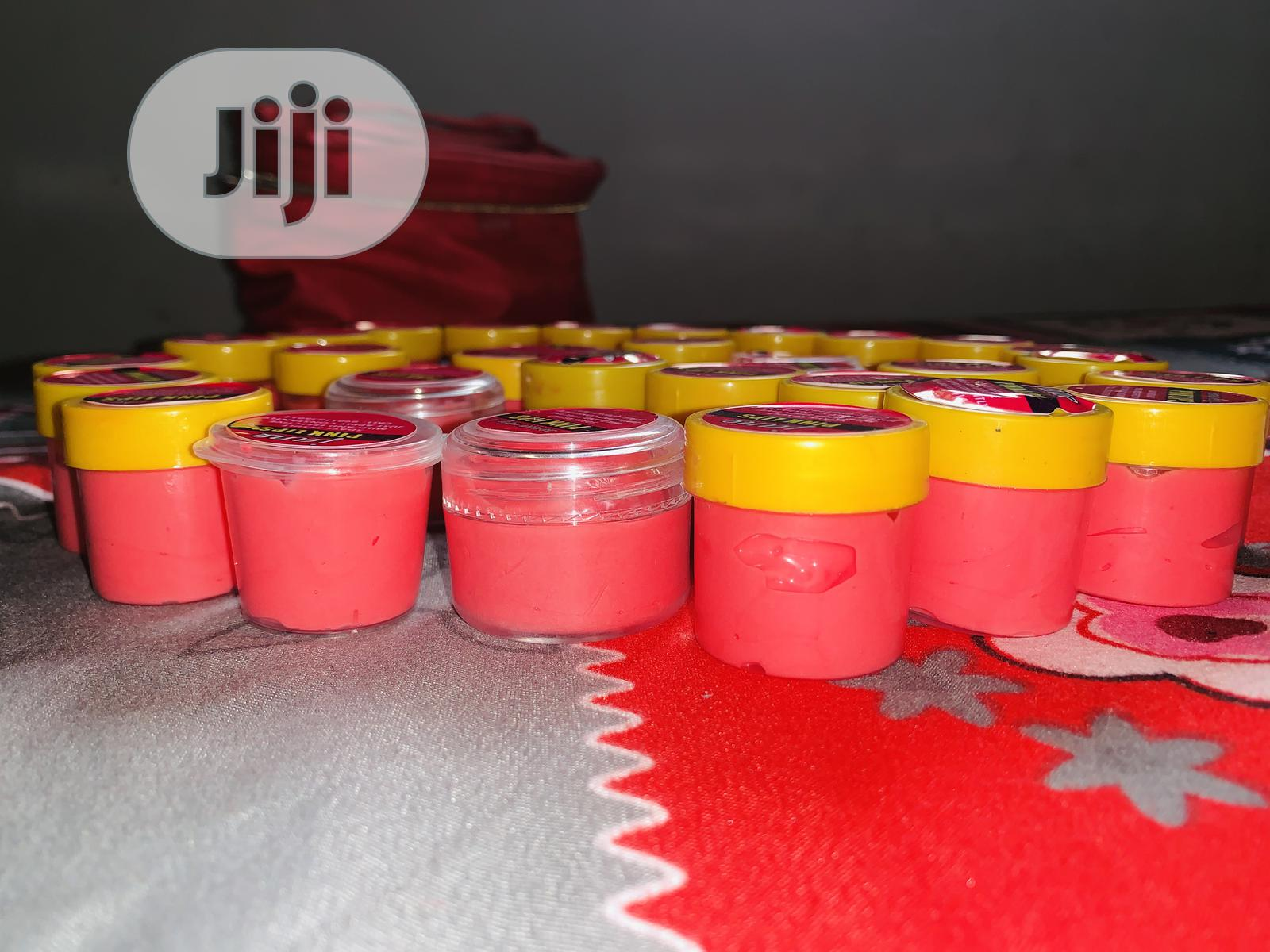 Chemical Free Effective Pink Lip Balm