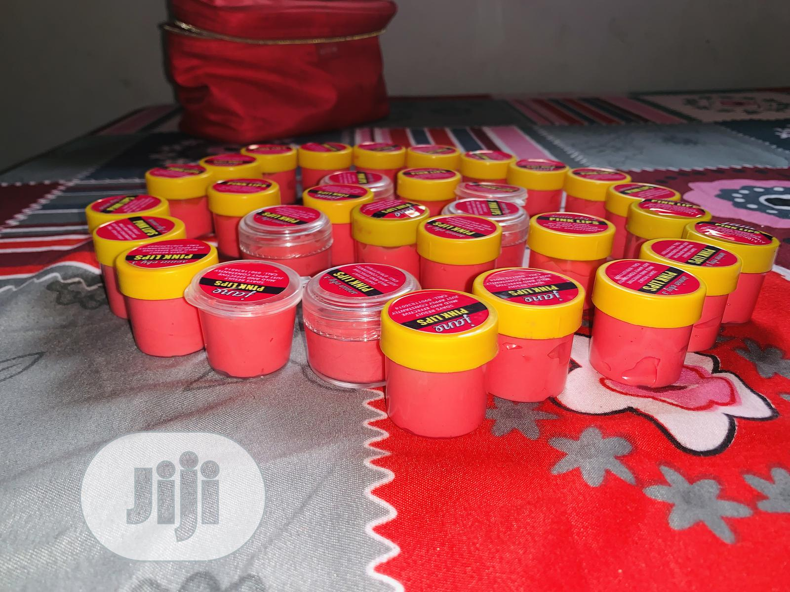 Chemical Free Effective Pink Lip Balm | Makeup for sale in Benin City, Edo State, Nigeria