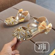 Sparkly Bow Girl Sandal | Children's Shoes for sale in Ondo State, Akure