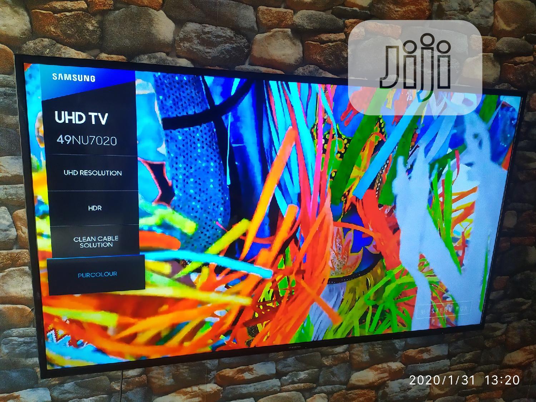 "Samsung 4k UHD Smart TV 2018 49"""