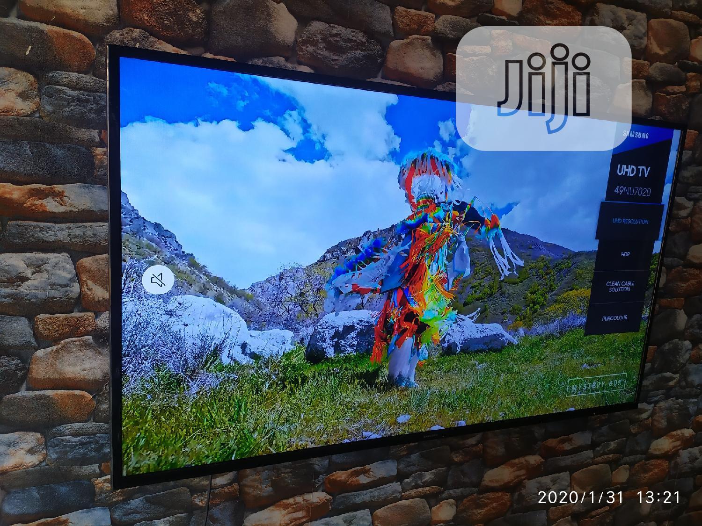 "Samsung 4k UHD Smart TV 2018 49"" | TV & DVD Equipment for sale in Ojo, Lagos State, Nigeria"