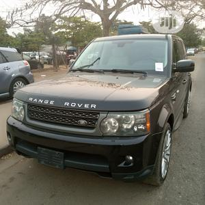 Land Rover Range Rover Sport 2010 HSE 4x4 (5.0L 8cyl 6A) Black   Cars for sale in Lagos State, Amuwo-Odofin