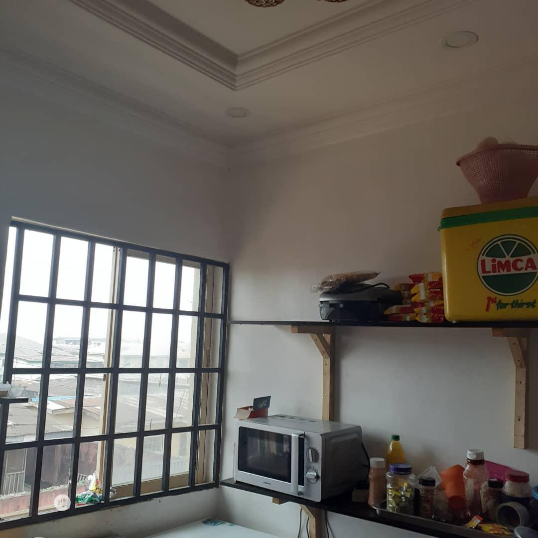 A Suite With Toilet(Shop) Close To Iyanapaja And Egbeda In A Complex | Commercial Property For Sale for sale in Ipaja, Lagos State, Nigeria