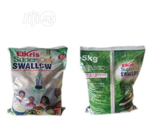 5KG Elkris Super Oats Meal Swallow