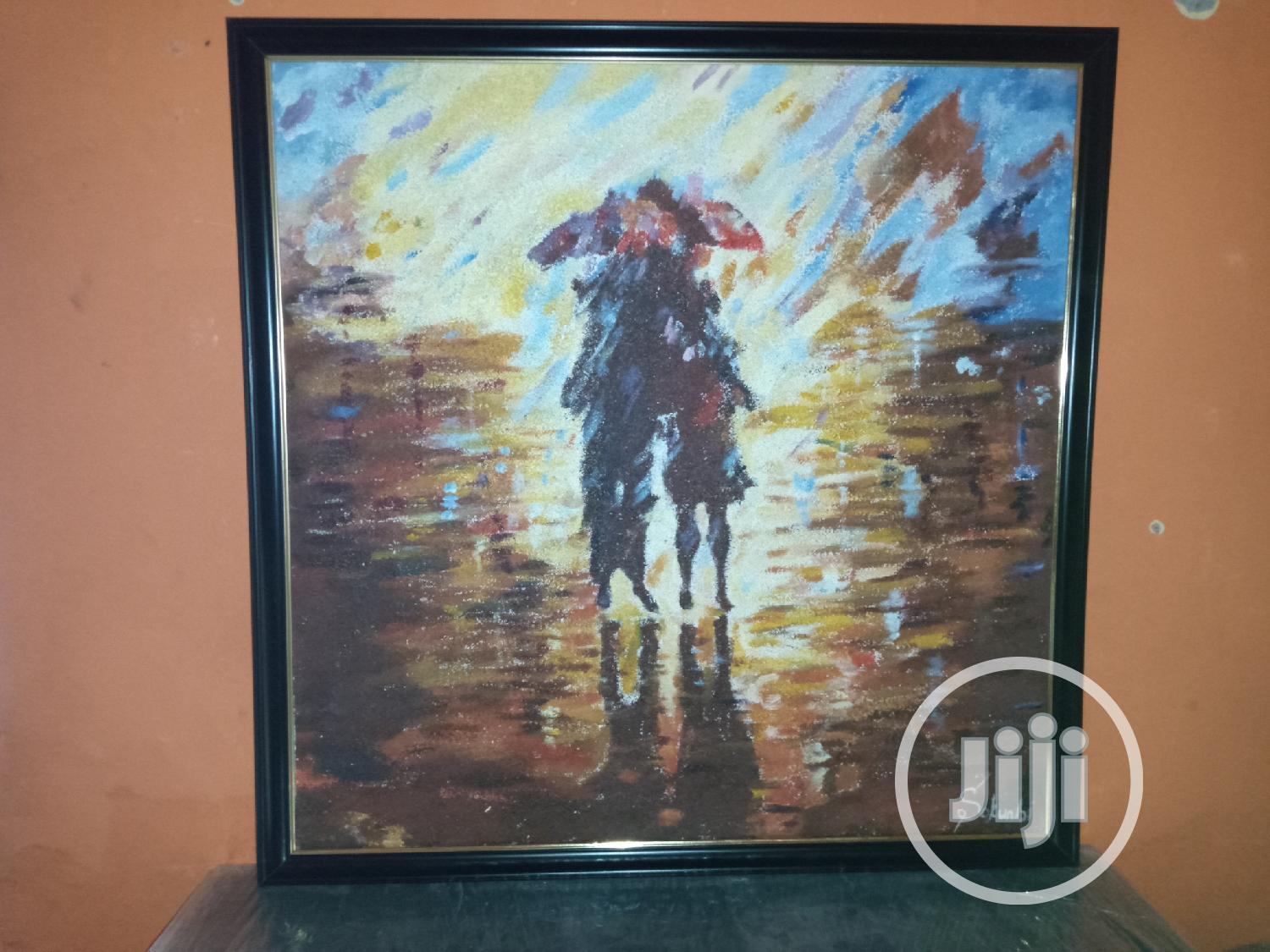 A Large Wall Art Frame | Arts & Crafts for sale in Surulere, Lagos State, Nigeria