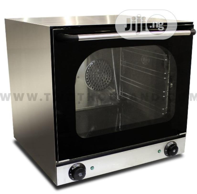 Convection Oven 4trays