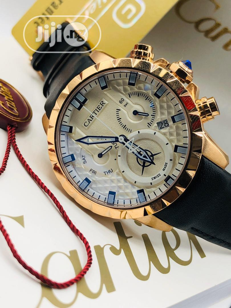 Cartier Watch   Watches for sale in Surulere, Lagos State, Nigeria
