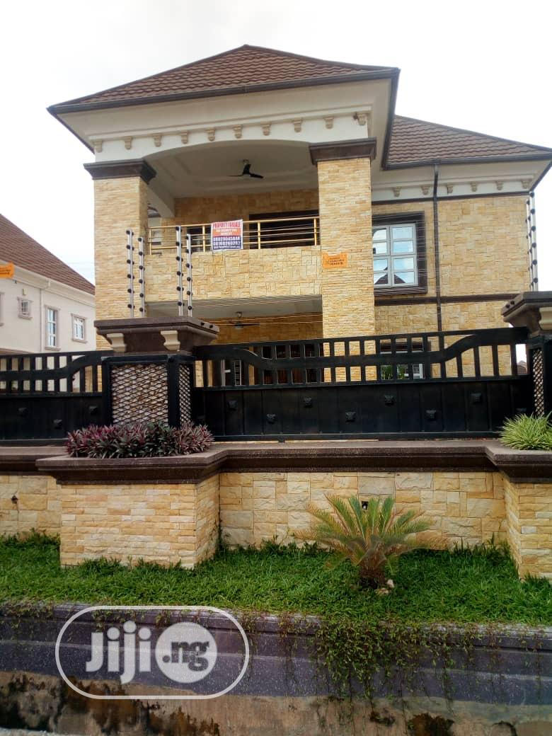 Exquisitely Crafted 5 Bedrooms Duplex With 2 Bedrooms Guest Chalet | Houses & Apartments For Sale for sale in Gwarinpa, Abuja (FCT) State, Nigeria