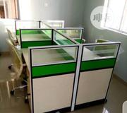 Brand New Quality Four Seaters Workstation Table It Is Very Strong   Furniture for sale in Lagos State, Lekki Phase 1