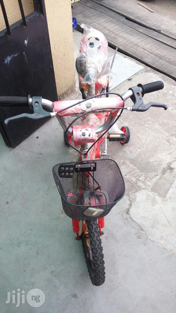 Size 16 Children Riding Bike | Toys for sale in Ikeja, Lagos State, Nigeria